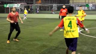 Karantina FC - Yamanlar Maç Özeti / İZMİR / iddaa Rakipbul Ligi 2015 Açılış Sezonu