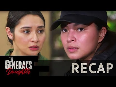 Download Jessie discovers that Rhian is her missing sister Arabella   The General's Daughter Recap