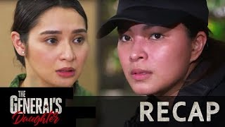 Jessie discovers that Rhian is her missing sister Arabella | The Generals Daughter Recap