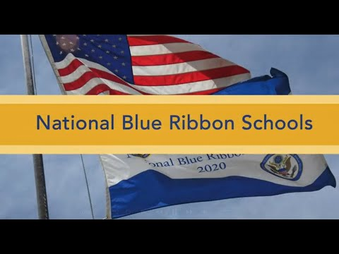 A Fairfield County school was among nearly 400 to be named a Blue Ribbon School