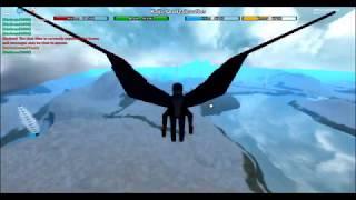 Roblox Dinosaur Simulator-Godzilla 2014 (Fighting Scene)!