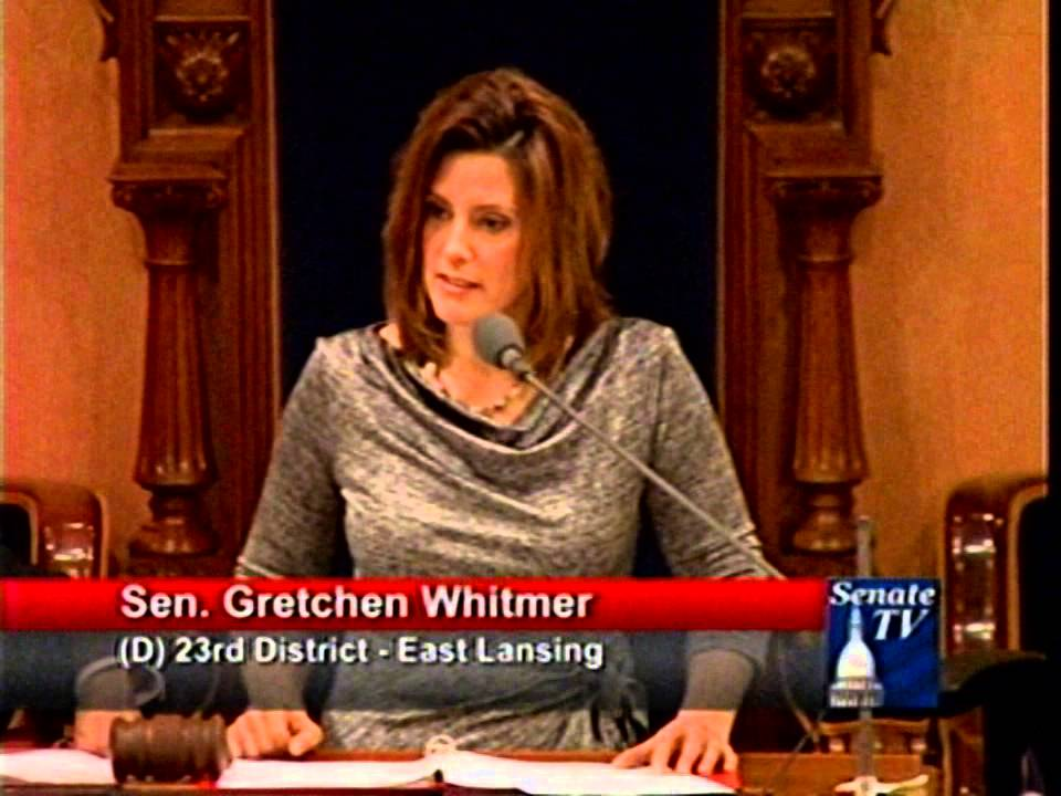 Image result for photos of Gretchen Whitmer