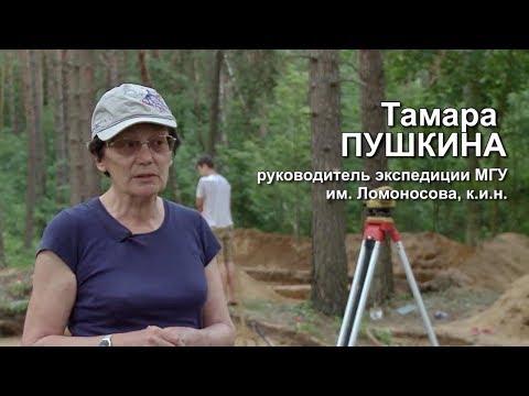 В Гнёздовских курганах найден меч викингов. 2017 г. РВИО.