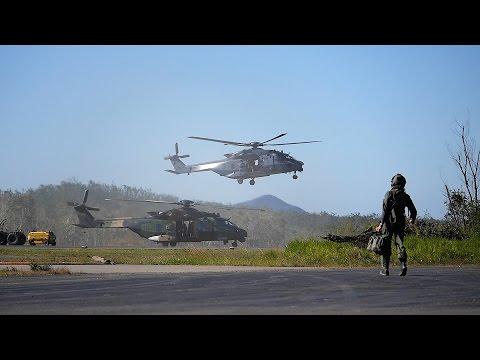 Exercise Talisman Sabre: Battlefield Manoeuvres