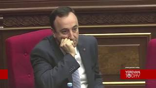 Հրայր Թովմասյանը՝ Սահմանադրական դատարանի նախագահ