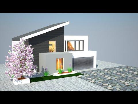 3ds max exterior tutorial