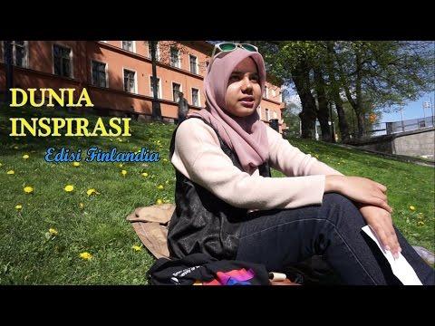 Dunia Inspirasi #3 : Kehidupan di Finlandia