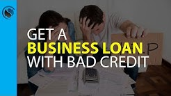 20 Easy Ways to Get a Business Loan with Bad Credit