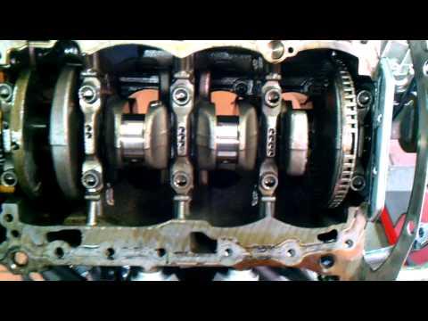 TFSI,einmal neue Kolben mit Ringen... Kein Motorschaden..