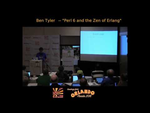 Perl 6 and the Zen of Erlang