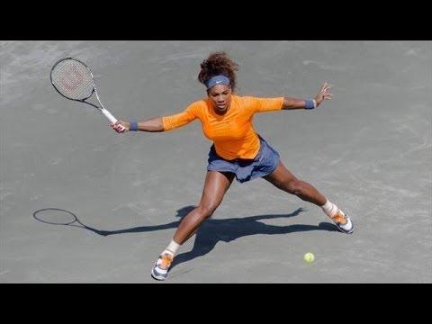 Serena Williams Vs. Jelena Jankovic- Charleston Championship Highlights @ Family Circle Cup-2013