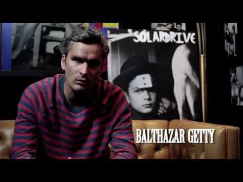 Balthazar Getty Interview Album on Amazon