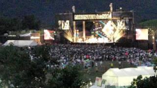 モンバス2009 ライブの様子