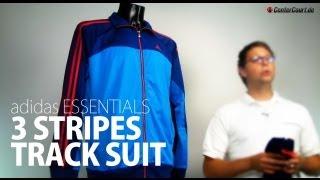 Скачать Adidas Essentials 3 Stripes Polyester Track Suit