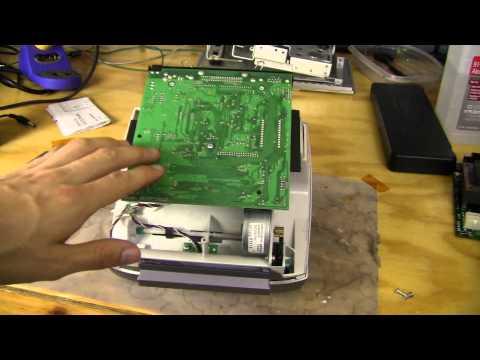 Zebra LP2844 Label Printer Teardown and Review