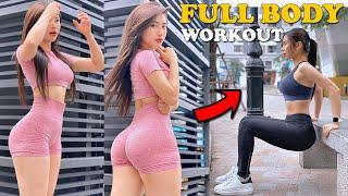 FULL BODY WORKOUT 6 Exercises Tone Body For Women