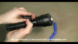 ThruNite Catapult v2 1000 Lumen Flashlight Review