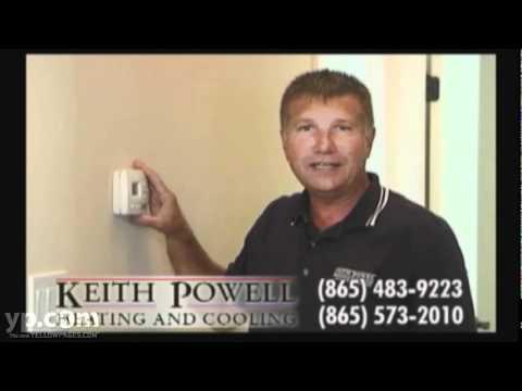 Keith Powell Heating Cooling Oak Ridge Tn Hvac Service