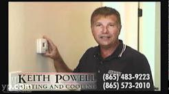 Keith Powell Heating & Cooling Oak Ridge TN HVAC Service