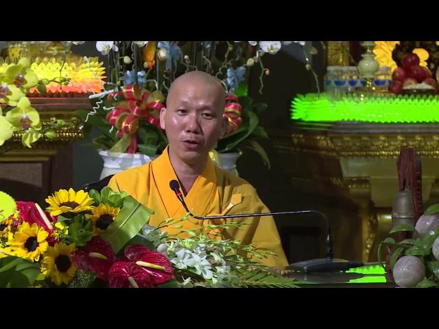 Vạn Đức Đạo Sư - Trí Tịnh Thượng Nhân - ĐĐ. Thích Minh Thành giảng