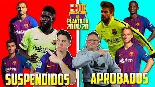 ASÍ SERÁ EL NUEVO FC BARCELONA 2020 (con mi PADRE)