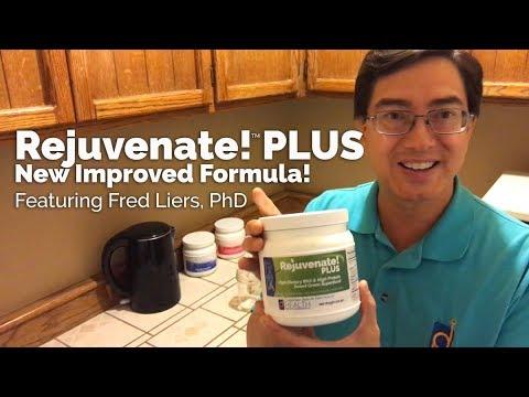 Rejuvenate! PLUS Superfood – New Improved Formula!
