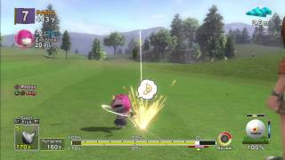 Hot Shots Golf: Out of Bounds Gameplay