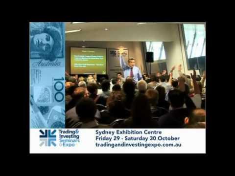 Trading & Investing Seminar & Expo Sydney TVC