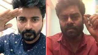 Sivakarthikeyan Honest Reply to RK Suresh Review on Kanaa Movie