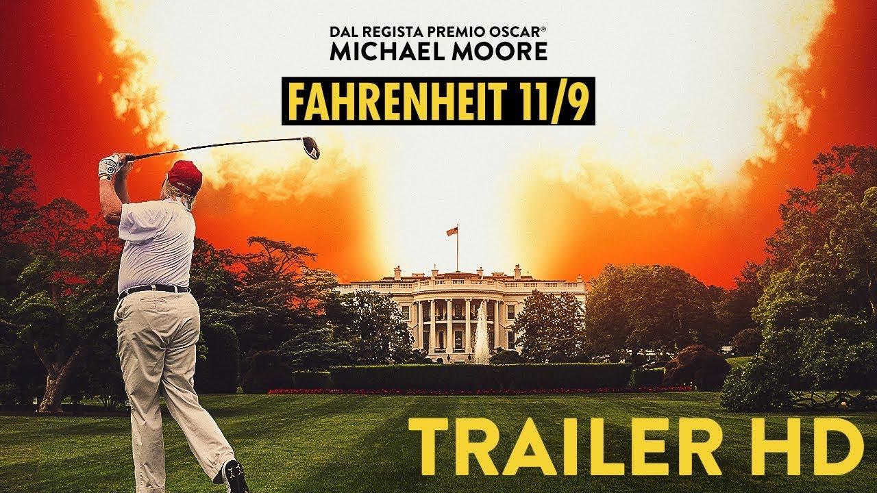 Fahrenheit 11 9 Trailer Ufficiale Italiano Youtube