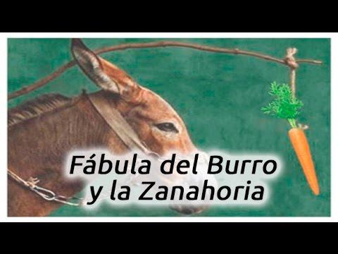 Fabula Del Burro Y La Zanahoria Las Personas Y El Trabajo Youtube El burrro y la zanahoria. fabula del burro y la zanahoria las personas y el trabajo