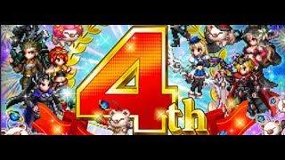 [FFBE] 4th Anniversary JP stuff - 11 rainbow summon