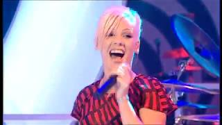 Pink   Stupid Girls Live on Top of the Pops