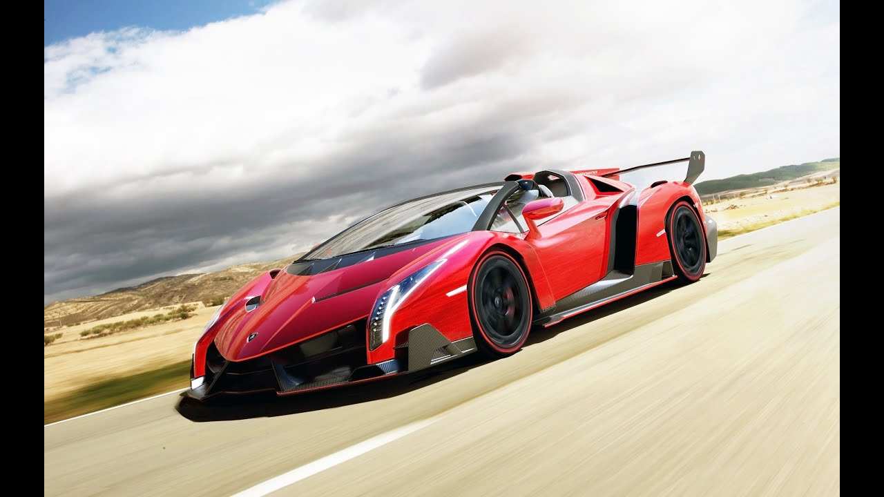 O Carro Mais Caro Do Mundo Lamborghini Veneno Youtube