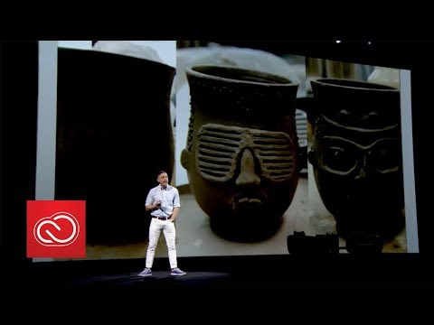 Adobe MAX 2017: Day 2 General Session (Jonathan Adler) | Adobe Creative Cloud