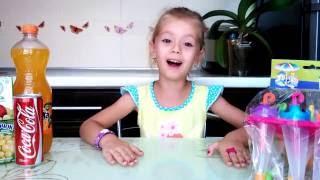 видео Как сделать замороженный сок?
