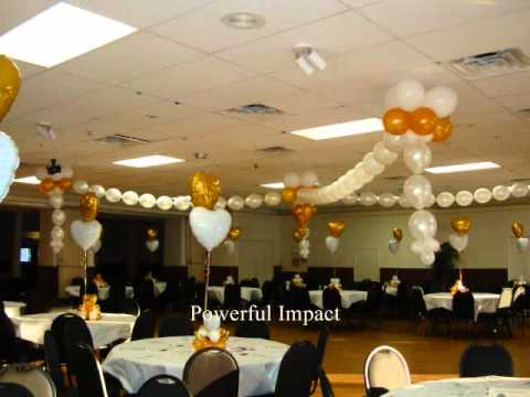 Balloontastic Creations Ceiling Decor Youtube
