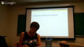 UCSD SPWP: Writing philosophy papers Thumbnail
