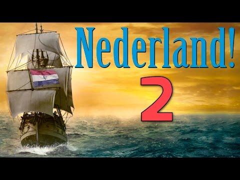 Nederland [2] Utrecht Best Trecht - Europa Universalis IV Ironman Achievement Run EU4