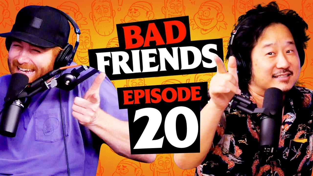 Bobo's Magic Calf Cream | Ep 20 | Bad Friends with Andrew Santino and Bobby Lee