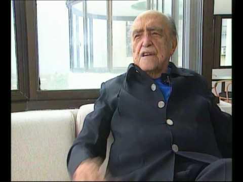 Entretien avec Oscar Niemeyer (TV5monde - Pascal Priestley)