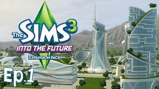 The Sims 3 - Viaggiamo nel tempo - Ep.1 - Into The Future - [Gameplay ITA]