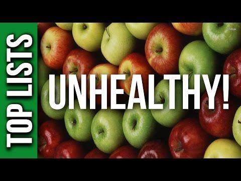 "10 ""Healthy"" Foods That Actually Aren't"