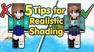 5 Tips for Realistic Shading