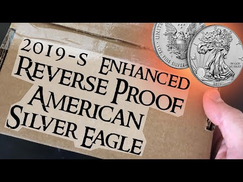 2019-S Enhanced Reverse Proof American Silver Eagle's Potential