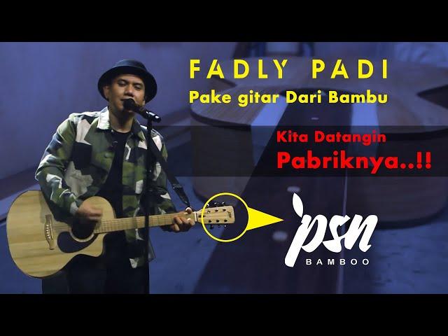 Gitar Dari Bambu - PSN Bamboo Bogor [URBAN EXPLORE]