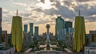 Astana, Kazakhstan - Unravel Travel TV