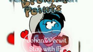 Johan × Peewit (yaoi) - Stay With Me