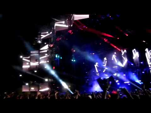 deadmau5  FML  Ultra Music Festival 2011  Main Stage 1080p HD