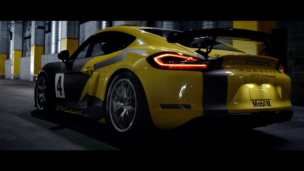 The New Cayman Gt4 Clubsport Rebels Race Harder Youtube